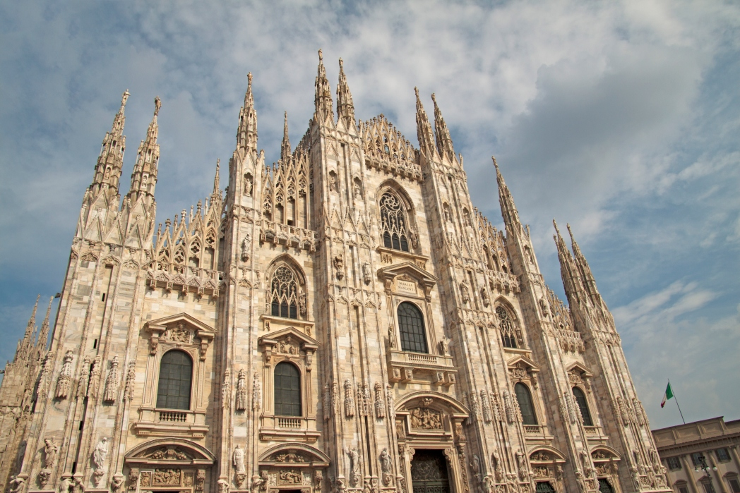 Za kulturou do Milána