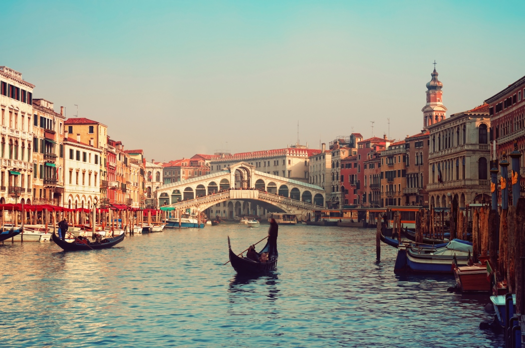 Na dovolenou do Benátek
