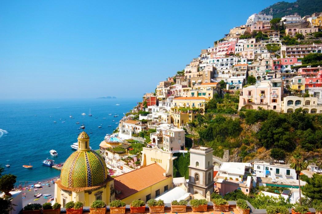 Dovolená v Neapoli