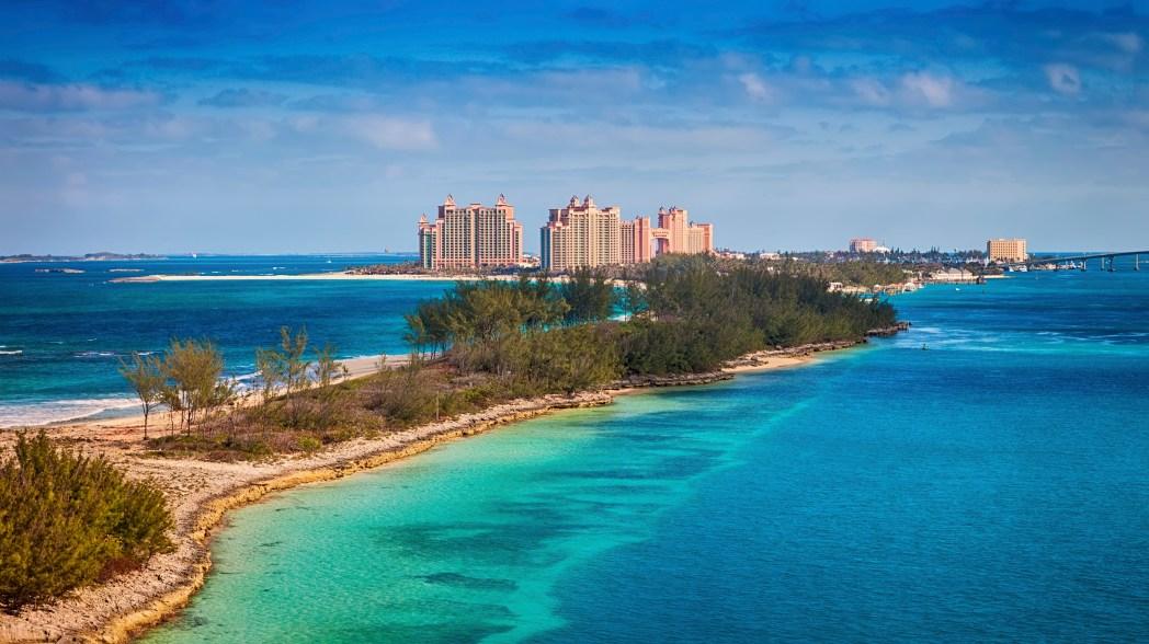 Bahamy - to je pravý tropický ráj palem a krásných pláží