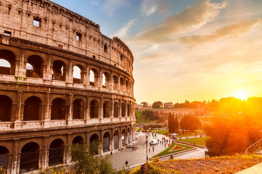 Navštivte Koloseum a další historické památky v Římě