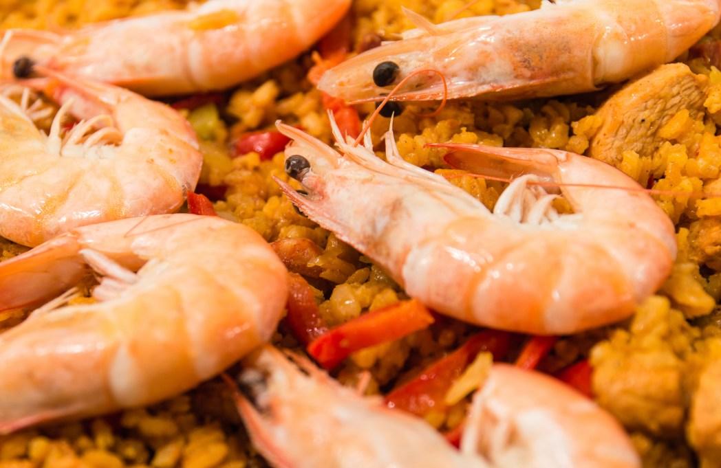 Barcelona: Tapas, ryby a mořské plody