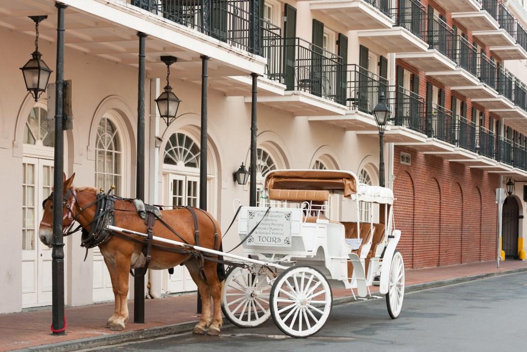 Dovolená v New Orleans v USA. Město kde se zrodil jazz