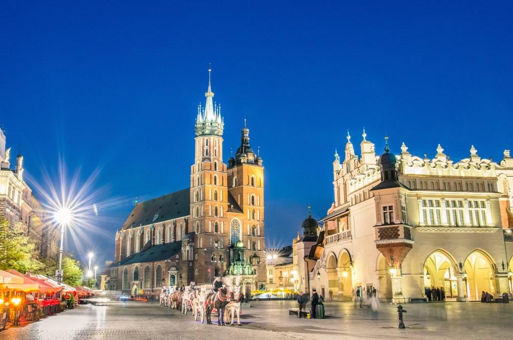 Vydejte se na víkend do polského Krakova