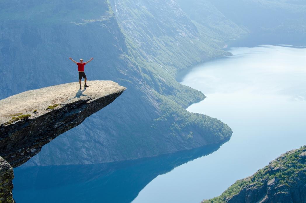 Kupte si levně letenky do Norska a vydejte se např. do Stavangeru nebo Bergenu