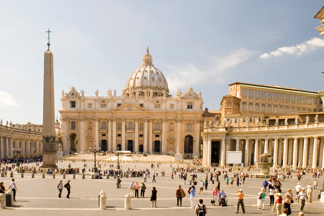 Chcete vidět papeže ve Vatikánu?